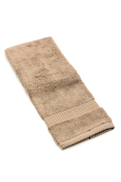 Large Mevsim Guest Towel by Eke Home in Knock Knock