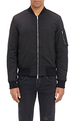 Manston Bomber Jacket by Rag & Bone in Demolition