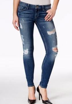 Power Ripped Skinny Jeans by Guess in Shadowhunters