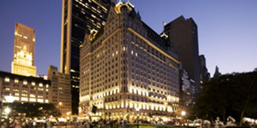 The Plaza Hotel New York City, New York in Fantastic Four