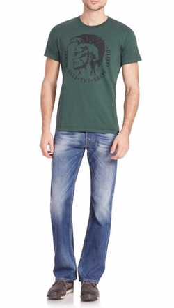 Ulysse Graphic Tee by Diesel in The Big Bang Theory