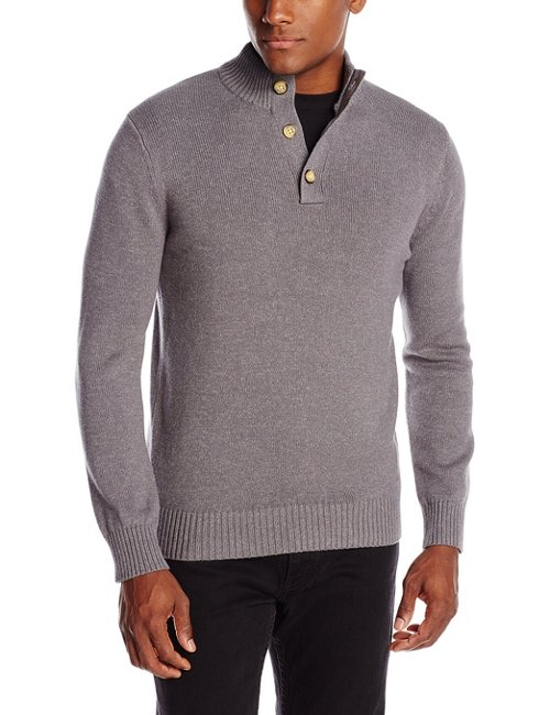 Men's Riffey Mock Neck Sweater by Levi's in Avengers: Age of Ultron