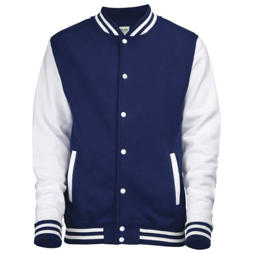 Hoods Varsity Letterman Jacket by AWDis in The Best of Me