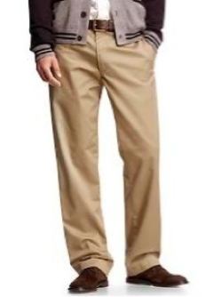 Classic Khaki by Gap in Crazy, Stupid, Love.