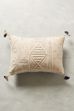 Altitude Pillow by Anthropologie in Insidious: Chapter 3