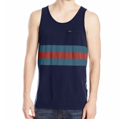 Barlow II Tank Top by RVCA in Animal Kingdom