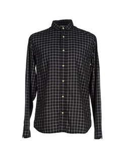 Check Button Down Shirt by Selected Homme in New Girl