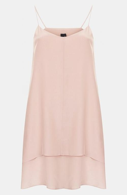 Boutique Double Layer Silk Slipdress by Topshop in The Other Woman