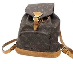 Montsouris Backpack by Louis Vuitton in Keeping Up With The Kardashians