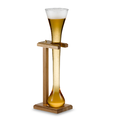 Half Yard Of Ale Glass With Stand by Libbey in Hot Tub Time Machine 2