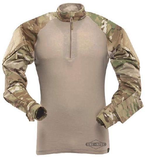 TRU Xtreme MultiCam Combat Shirt by Tru - Spec in Sabotage