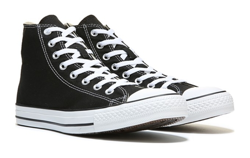 Chuck Taylor All Star High Top Sneakers by Converse in Pretty Little Liars - Season 6 Episode 18