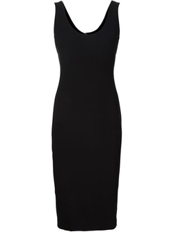 Sleeveless Bodycon Dress by Calvin Klein Collection in Keeping Up With The Kardashians