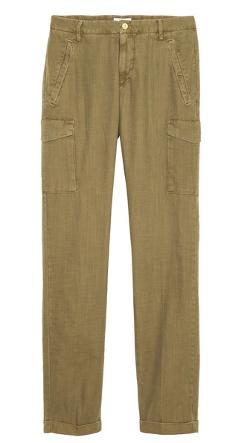 Canvas Cargo Pants by Gant Rugger in The Wolverine