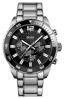 'Iconic' Chronograph Bracelet Watch by Boss Hugo Boss in Horrible Bosses 2