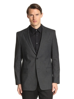 Notch Lapel Sport Coat by Versace in The Big Short