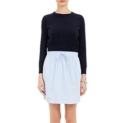Sweater Combo Dress by Carven in Pretty Little Liars