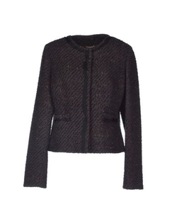 Round Collar Blazer by Botondi Milano in How To Be Single