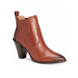 Westyn Block Heel Booties by Coach in The Bachelorette