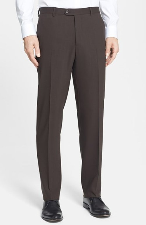 Flat Front Travel Trousers by Santorelli in Fast & Furious 6