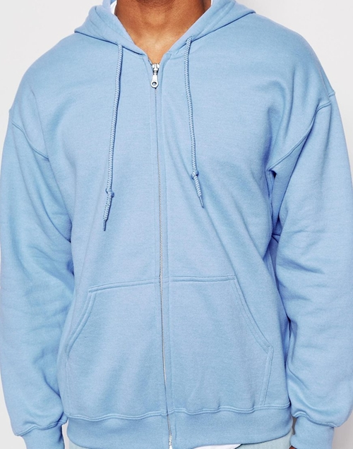 Vintage Zip Up Hoodie by Reclaimed Vintage in The Big Bang Theory - Season 9 Episode 2