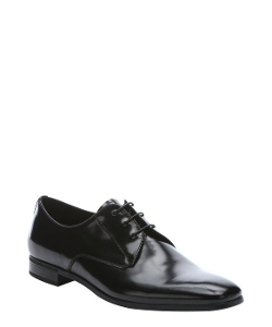 Square Toe Lace-Up Oxford Shoes by Prada in Hitman: Agent 47