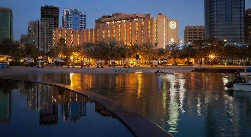 Sheraton Abu Dhabi Corniche Abu Dhabi, United Arab Emirates in Furious 7