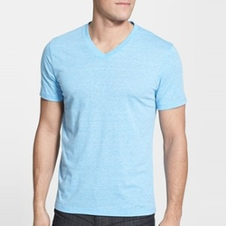 The Rail Trim Fit V-Neck T-Shirt by Nordstrom in New Girl
