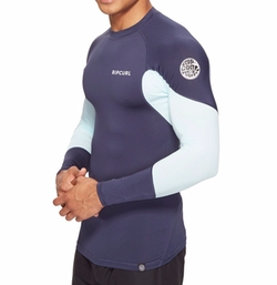 Aggrolite UV Tee Wetsuit by Rip Curl in Animal Kingdom