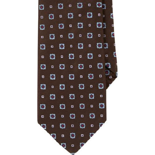 Medallion-Pattern Neck Tie by ISAIA in Transcendence