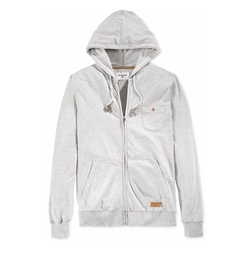 Slice Full-Zip Hooded Fleece by Billabong in All Eyez on Me
