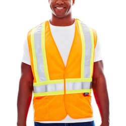 Work King Traffic Safety Vest by JCPenney in Paddington