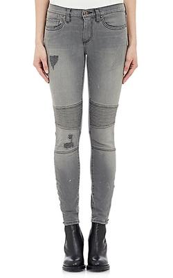 Moto Skinny Jeans by Simon Miller in Nashville
