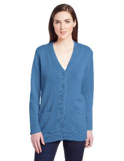 Women's Long Coventry Cardigan by Pendleton in What If