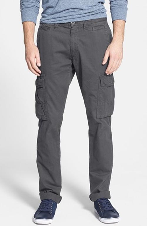 Huntington Slim Fit Cargo Pants by Original Paperbacks in Neighbors