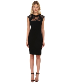 Lace Detail Dress by The Kooples in Shadowhunters