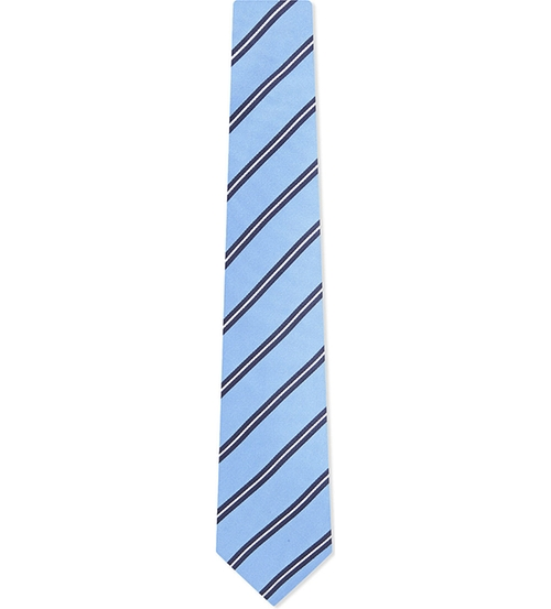 Two Tone Striped Silk Tie by Eton in Brooklyn Nine-Nine - Season 3 Episode 7