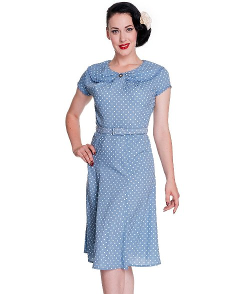 Ingrid Wartime Tea Dress by Tiger Milly in (500) Days of Summer