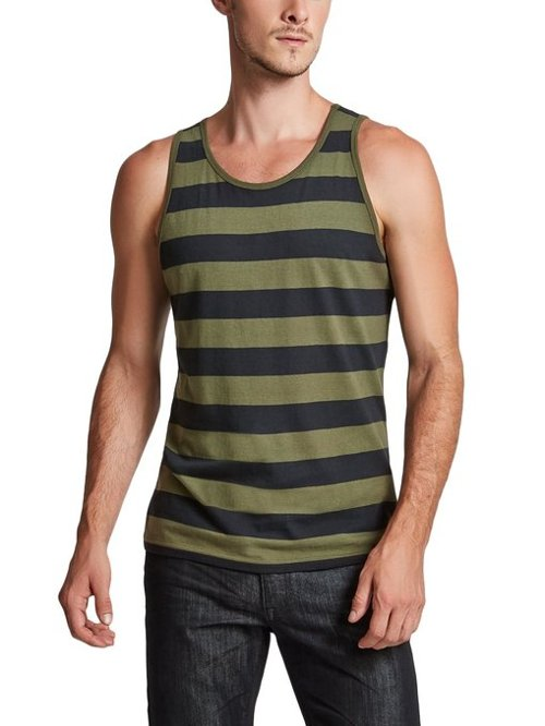 Men's Tito Tank by G By Guess in Blackhat