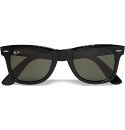 Original Wayfarer Sunglasses by Ray-Ban in Love & Mercy