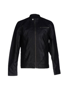 Leather Jacket by Jack & Jones Premium in Master of None