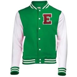 Varsity Baseball Jacket by Batch1 in Popstar: Never Stop Never Stopping