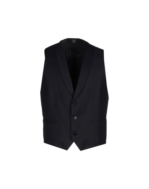 Lapel Collar Vest by Cocchetti in The Boy