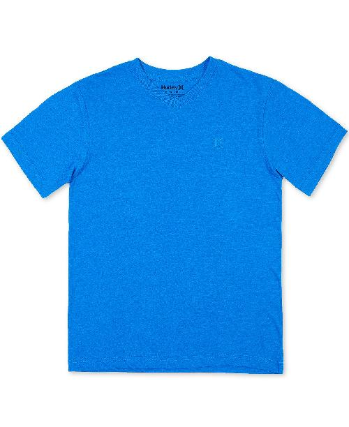 Boys' Heather V-Neck Tee by Hurley in Blended