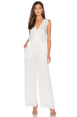 Cross Front Jumpsuit by Capulet in A Bigger Splash