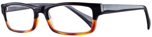 'Soho' Two Tone Eyeglasses by Jastime in Arrow - Season 4 Episode 4