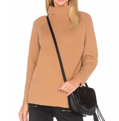Rita Turtleneck Sweater by Demylee in Keeping Up With The Kardashians - Season 12 Episode 8
