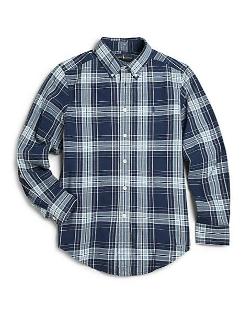 Blake Plaid Shirt by Ralph Lauren in Insidious: Chapter 3