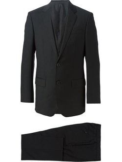 Three-Piece Suit by Boss Hugo Boss in Wedding Crashers