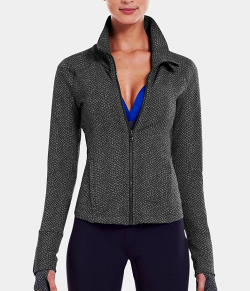 StudioLux Cozy Jacket (Megan Walsh) by Under Armour in Barely Lethal